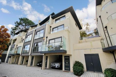 Surrey Road, Bournemouth, Dorset, BH4. 3 bedroom town house for sale