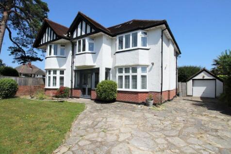 Cassel Avenue, BRANKSOME DENE, Dorset, BH13. 6 bedroom detached house