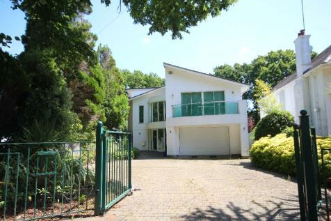 Brownsea View Avenue, LILLIPUT, Poole, Dorset, BH14. 5 bedroom detached house