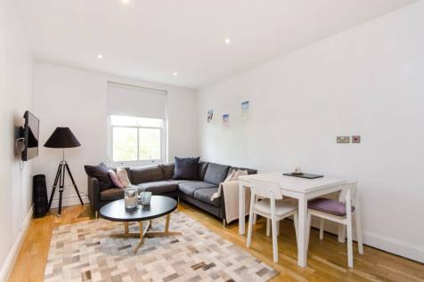 Finborough Road, Earls Court, London, SW10. 2 bedroom flat