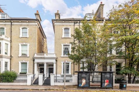 Redcliffe Gardens, Chelsea, London, SW10. 1 bedroom flat