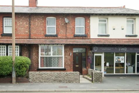 Derby Street West, Ormskirk. 4 bedroom terraced house