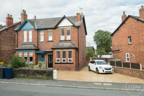Southport Road, Ormskirk. 4 bedroom end of terrace house