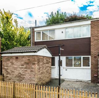 Brookhouse Road, Ormskirk. 4 bedroom end of terrace house