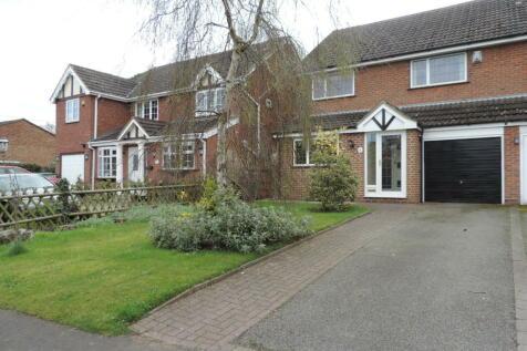 Bowleys Lane, Appleby Magna. 3 bedroom semi-detached house