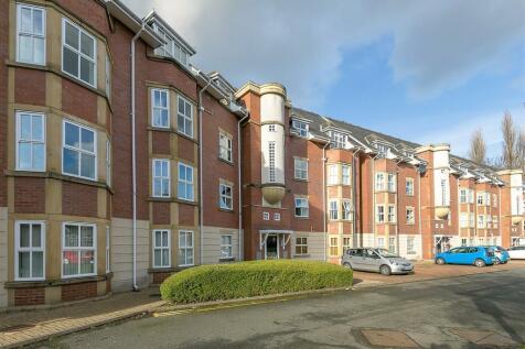 Regency Court, Jesmond, Newcastle upon Tyne. 2 bedroom flat