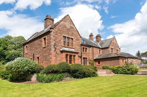 Irthington, Carlisle. 6 bedroom detached house for sale