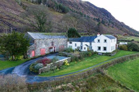 Ennerdale, Lake District National Park. 4 bedroom detached house for sale