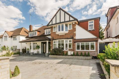 Sudbury Court Drive, Harrow, HA1. 4 bedroom detached house