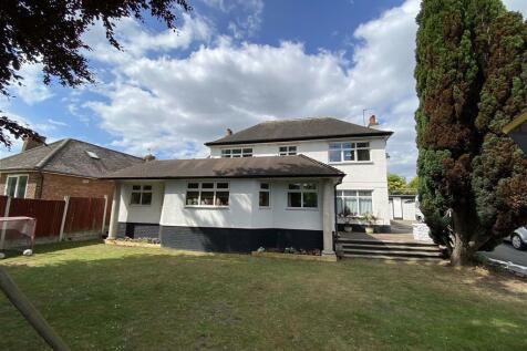 Derby Road, Bramcote, Nottinghamshire. 5 bedroom detached house