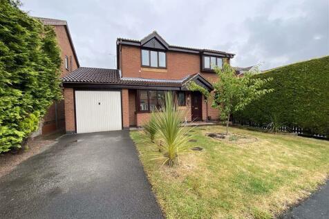 Porterhouse Road, Ripley, Derbyshire. 4 bedroom detached house