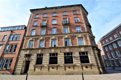 Phoenix House, Leicester City Centre. 2 bedroom apartment for sale