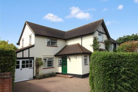 Woking, Surrey, GU22. 3 bedroom detached house for sale