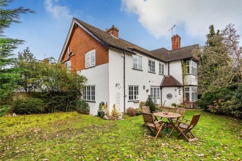 Woking, Surrey, GU22. 5 bedroom semi-detached house for sale