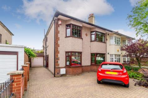 Old Farm Avenue, Sidcup. 4 bedroom semi-detached house