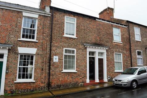 Buckingham Street, Bishophill. 2 bedroom terraced house