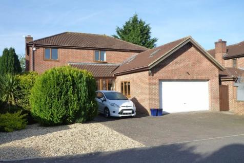 The Stables, Westbury. 5 bedroom detached house