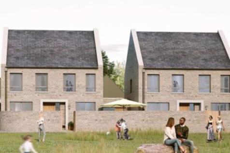 Plot 50, The Moore, Lovels Farm, Castle Cary. 4 bedroom link detached house