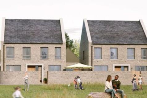 Plot 51, Lovels Farm, Castle Cary, Somerset. 4 bedroom link detached house