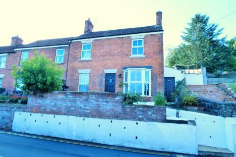 Westbury Leigh, Westbury. 2 bedroom end of terrace house