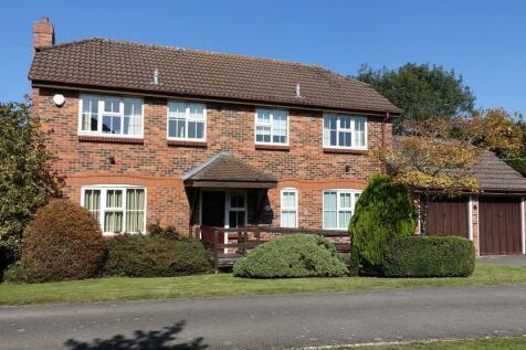 Hilperton, Trowbridge. 4 bedroom detached house