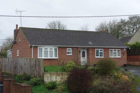 Great Hinton, Trowbridge. 2 bedroom detached bungalow