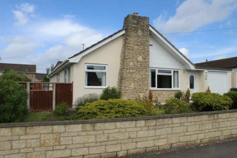 Trowbridge, Wiltshire. 3 bedroom detached bungalow