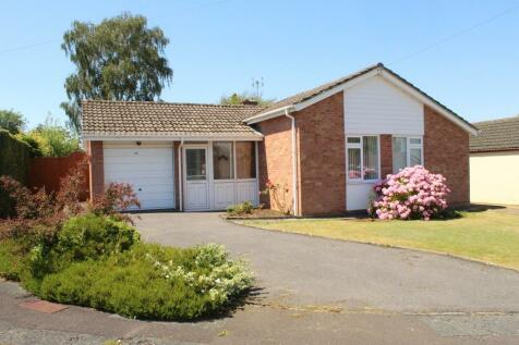 Trowbridge, Wiltshire. 2 bedroom detached bungalow