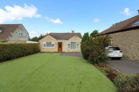 St Thomas Road, Trowbridge. 2 bedroom detached bungalow