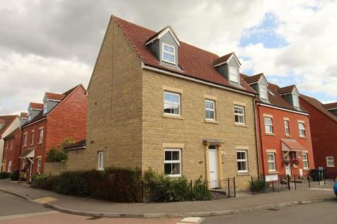 Oxford Gardens, Paxcroft Mead. 4 bedroom detached house