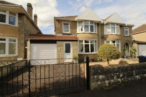 The Croft, Trowbridge. 3 bedroom semi-detached house