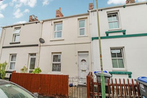 Harford Street, Trowbridge. 2 bedroom terraced house