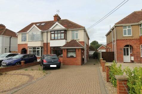 Trowbridge, Wiltshire. 3 bedroom semi-detached house
