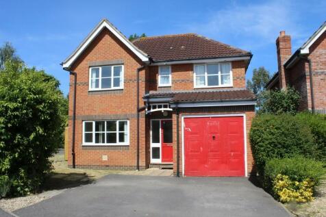 Trowbridge, Wiltshire. 4 bedroom detached house