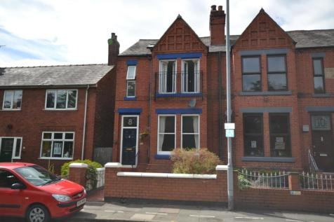 Crosfield Street, Warrington. 4 bedroom terraced house