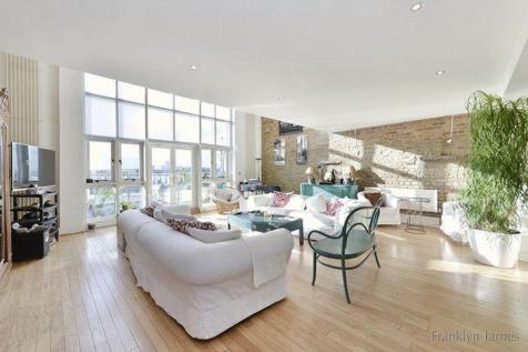 Roneo Wharf, Limehouse, E14. 3 bedroom apartment