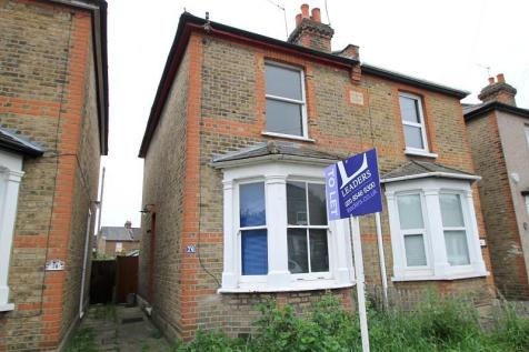Portland Road, Kingston upon Thames, KT1. 2 bedroom semi-detached house