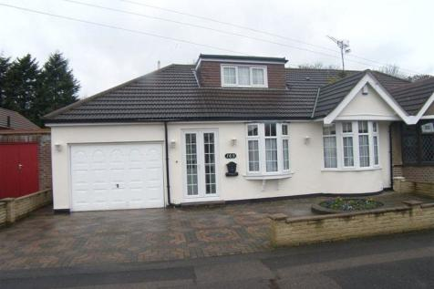Howard Road, Upminster. 4 bedroom bungalow