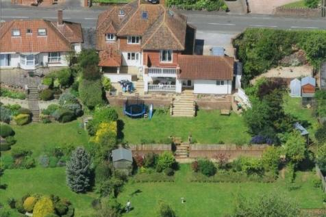 Wembdon Hill, Wembdon. 5 bedroom detached house for sale