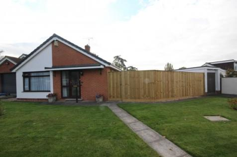 Rosary Drive, Bridgwater. 3 bedroom detached bungalow for sale