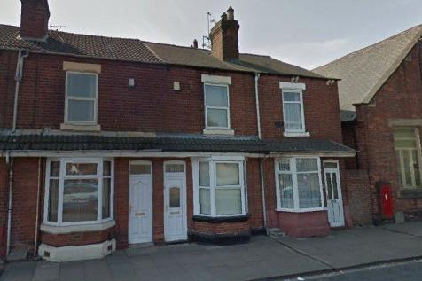 Chequer Road, Doncaster, DN1. 2 bedroom terraced house for sale
