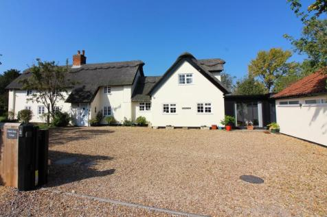 Astwick, Stotfold, Hitchin, SG5. 7 bedroom detached house for sale