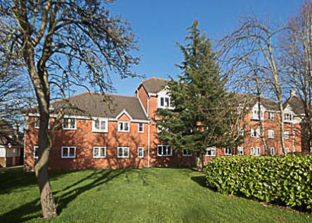 Melford Place, Ongar Road, Brentwood, Essex, CM15. 1 bedroom flat