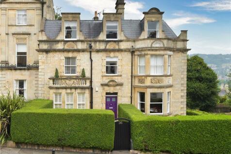 Belvedere, Bath, BA1. 5 bedroom town house