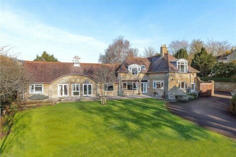 Richmond Road, Lansdown, Bath, BA1. 6 bedroom detached house for sale