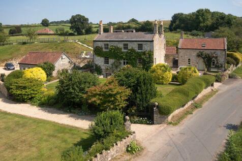 Priston, Bath, BA2. 6 bedroom detached house for sale