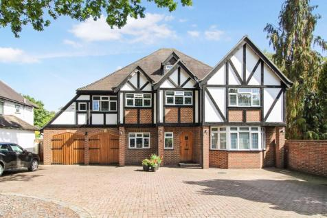 Little Thrift, Petts Wood, Orpington, BR5. 7 bedroom detached house