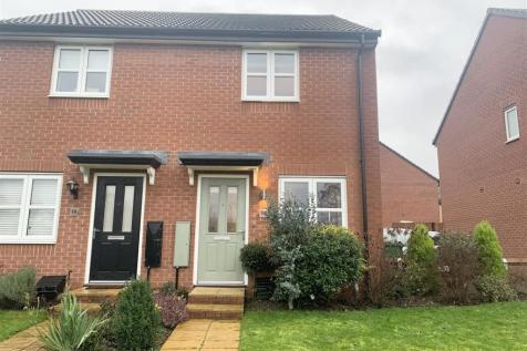 Hunter Road, Whetstone, Leicester. 2 bedroom semi-detached house for sale