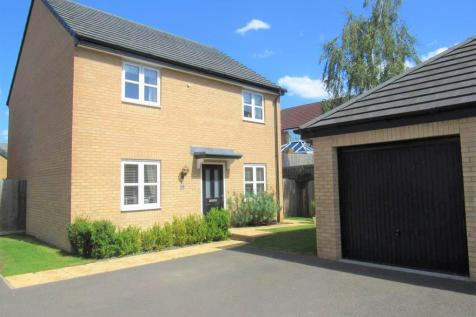 Meteor Way, Whetstone. 4 bedroom detached house for sale