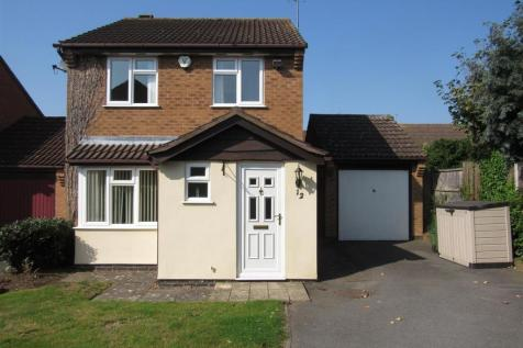 Paramore Close, Whetstone, Leicester. 3 bedroom detached house for sale